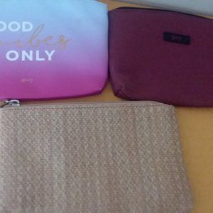 Make Up Bag Lot 2 Ipsy